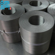 Auto Mesh Belt Filter/SS 304 Reverse Dutch Weave Wire Mesh Belt For Pl