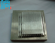 Welded Flat wedge wire screen panel