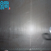 SS 316 perforated metal sheet
