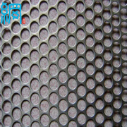 Standard perforated metal mesh
