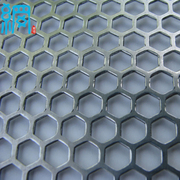 perforated mild steel sheet metal