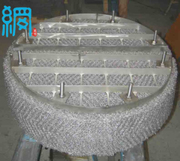 Monel Wire Mesh Demister Pads