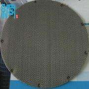 spot welding wire mesh filter packs