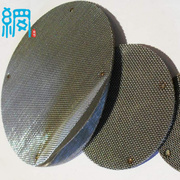 Round shape stainless steel mesh filter discs
