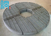 Wire Mesh Demister Pads for Packed Towers