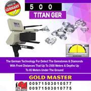 TITAN GER 500-Diamond & Gemstones Detector  US$ 4, 000.00