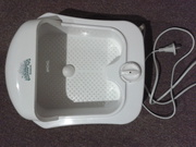 Foot Massager Bubble Spa Ronson Brand Used Good Condition for Sale
