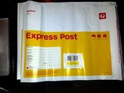 10 X 3Kg Express  Post Satchel Prepaid Australia Post 10% OFF
