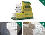 Plastics Melting Machine