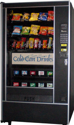 Fully Automated And Energy Efficient Vending Machine For Sale