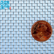 3-300 MESH PLAIN WEAVE STAINLESS STEEL WIRE MESH