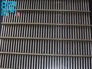 Stainless steel profile screens sieves flat panels