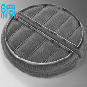 Round Type Knitted Wire Mesh Demister Pads