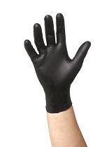 Buy Black Nitrile Gloves Wholesale at Price