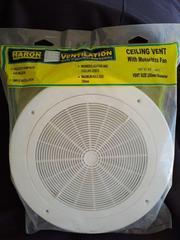 Motorless Ceiling Vent