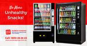 Top-Notch Vending Machines For Sale in Melbourne
